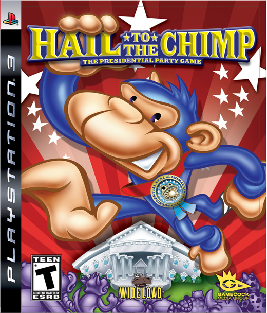Hail to the Chimp for PS3 image