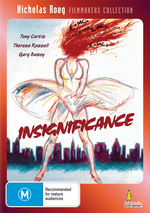 Insignificance on DVD
