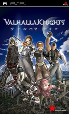 Valhalla Knights for PSP