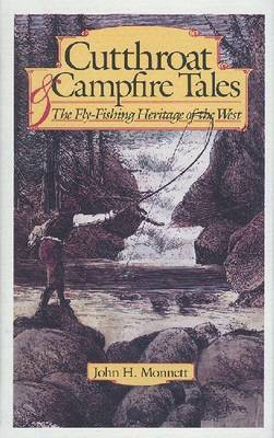 Cutthroat & Campfire Tales by Monnett J H image