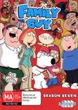Family Guy - Season 7 (3 Disc Set) on DVD