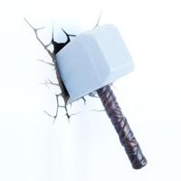3D Deco Night Light - Thor's Hammer