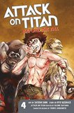 Attack on Titan: Before the Fall 4 (Manga) by Hajime Isayama