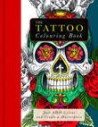 Tattoo Colouring Book by Beverley Lawson