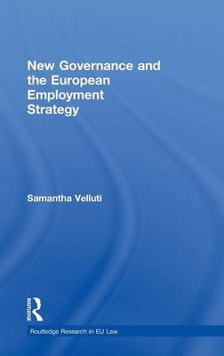 New Governance and the European Employment Strategy by Samantha Velluti image