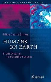 Humans on Earth by Filipe Duarte Santos image