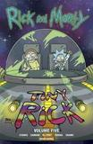 Rick and Morty Volume Five by Kyle Starks