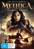 Mythica: The Iron Crown on DVD