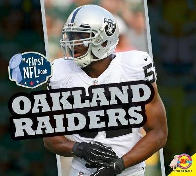 Oakland Raiders by Nate Cohn image