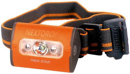 Nextorch Trek Star 220L (Orange)