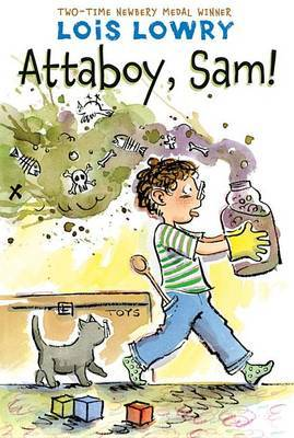 Attaboy, Sam! by Lois Lowry image