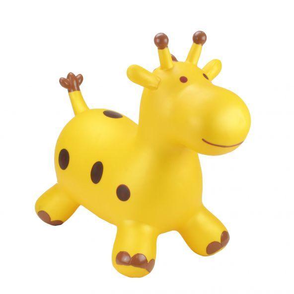 Happy Hopperz : Gold Giraffe