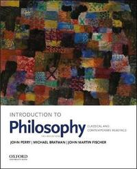 Introduction to Philosophy by John Perry image