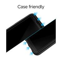 Spigen Galaxy A8 (2018) Premium Tempered Glass Screen Protector image