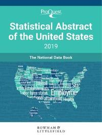 ProQuest Statistical Abstract of the United States 2019 by Proquest