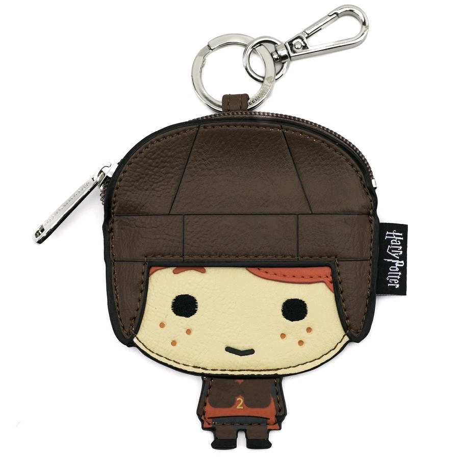Loungefly: Harry Potter - Ron Weasley Chibi Coin Bag image