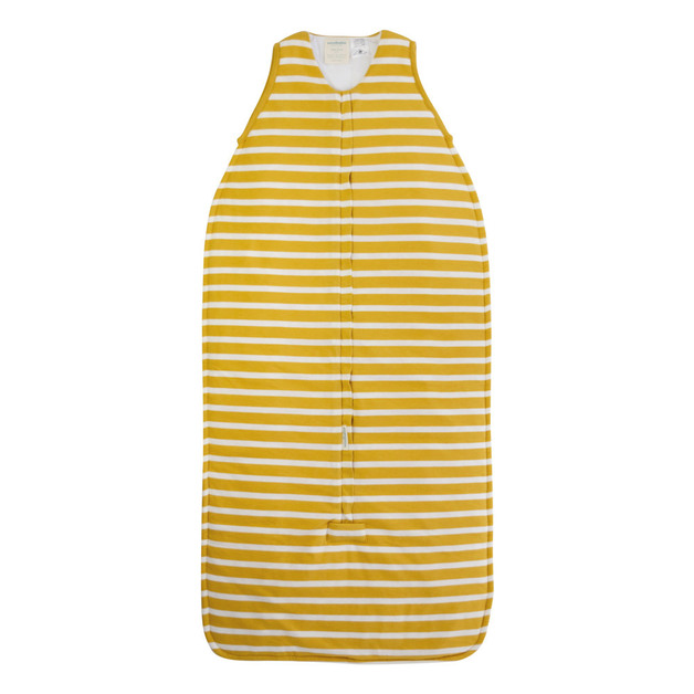 Woolbabe: Duvet Front Zip Woolbabe - Kowhai (2-4 Years)