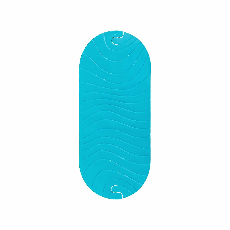 Boon Ripple Bath Mat - Blue image