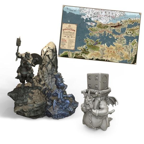 Kings of War 3rd Edition: Collectors Bundle