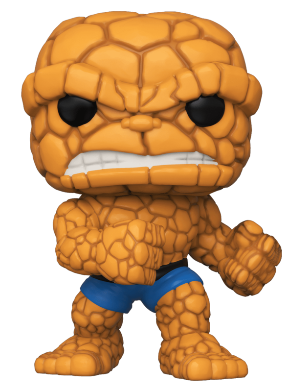 Fantastic Four: The Thing - Pop! Vinyl Figure