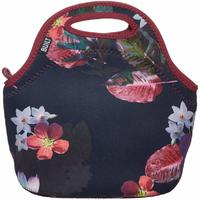 BUILT NY: Gourmet Getaway Lunch Tote - Midnight Botanical