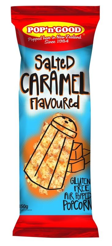 Pop'n'Good - Salted Caramel (16 x 150g)