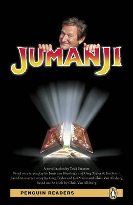 """Jumanji"": Level 2 by Todd Strasser image"