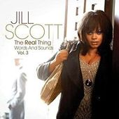 The Real Thing Words And Sounds Vol. 3 by Jill Scott