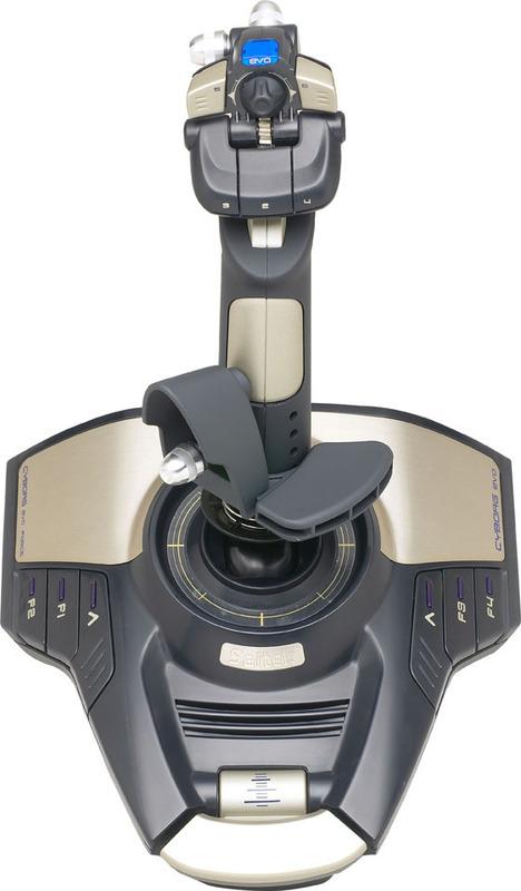 Saitek Cyborg Evo Force Stick