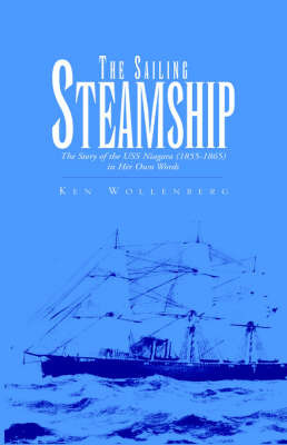 The Sailing Steamship by Ken Wollenberg