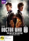 Doctor Who: The Day of the Doctor (50th Anniversary Special) DVD