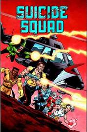 Suicide Squad Volume 1: Trial by Fire TP by John Ostrander