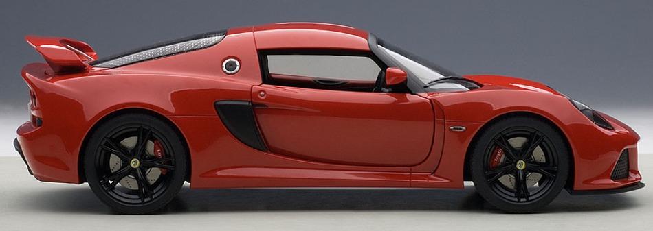 AUTOart: 1/18 Lotus Exige S (Red) - Diecast Model image