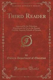 Third Reader by Ontario Department of Education