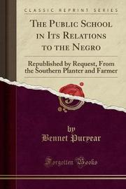 The Public School in Its Relations to the Negro by Bennet Puryear image
