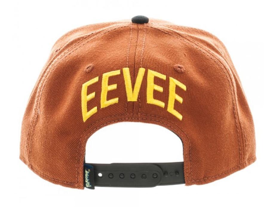 1209c07ac Pokemon: Eevee Snapback Cap (Brown)