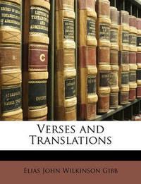 Verses and Translations by Elias John Wilkinson Gibb