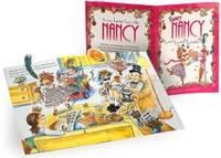 Fancy Nancy Loves! Loves!! Loves!!!: Sticker Book by Jane O'Connor image