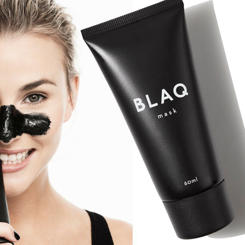 Blaq Activated Charcoal Mask (60ml) image