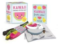 Kawaii Cross-Stitch Kit by Sosae Caetano
