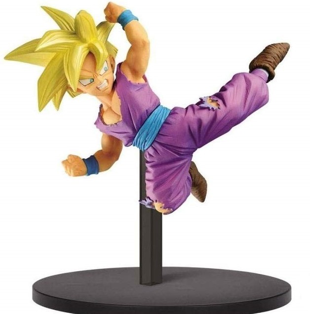 Dragon Ball: Super Saiyan Son Gohan - PVC Figure