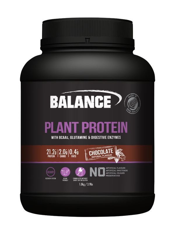 Balance Plant Protein - Chocolate (1.8kg)