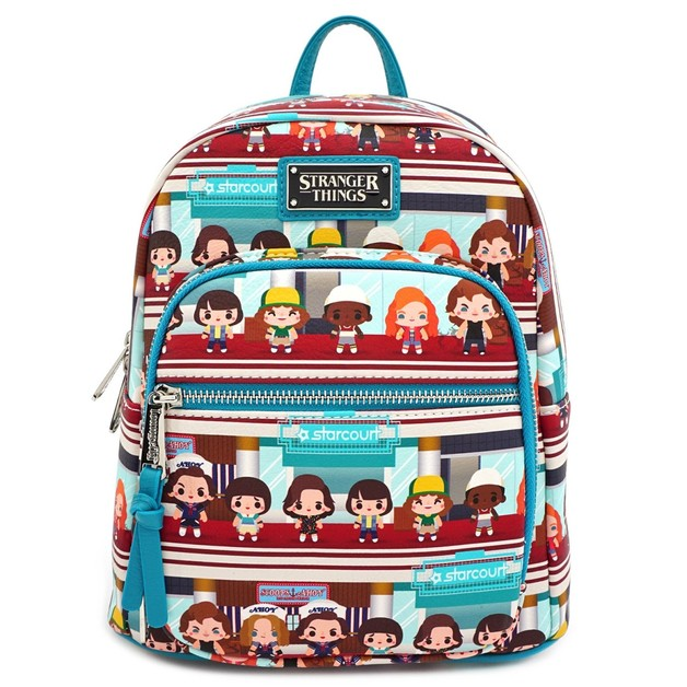 Loungefly: Stranger Things - Starcourt Chibi Backpack