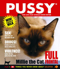 Pussy: For Cats That Should Know Better by Steven Appleton