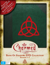 Charmed - Book Of Shadows DVD Collection: Seasons 1-7 (42 Disc Box Set) on DVD