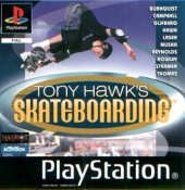 Tony Hawk's Skateboarding (Platinum) for