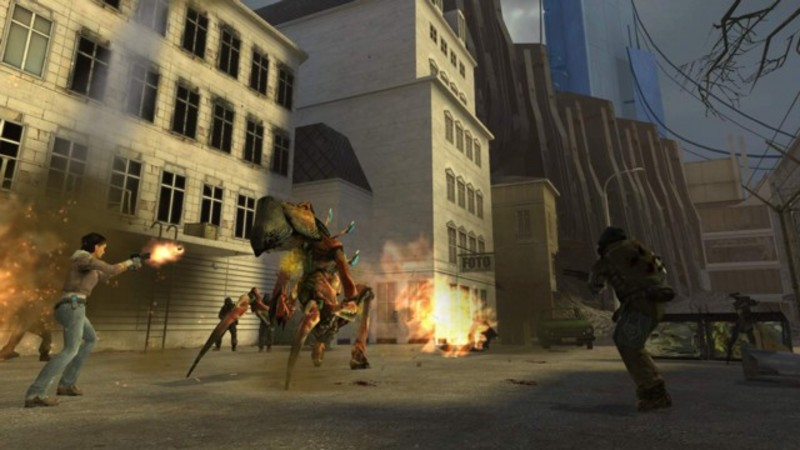 Half-Life 2: Episode One screenshot