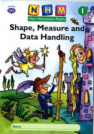 New Heinemann Maths Year 1, Measure and Data Handling Activity Book image