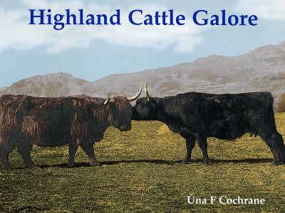 Highland Cattle Galore by Una Flora Cochrane