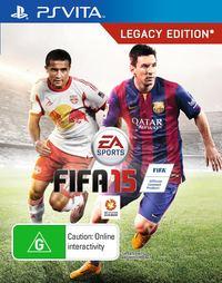 FIFA 15 for Vita
